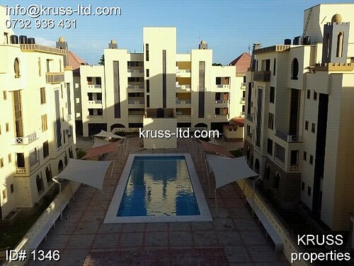 3 br spacious  all en-suite apartments for rent in Nyali