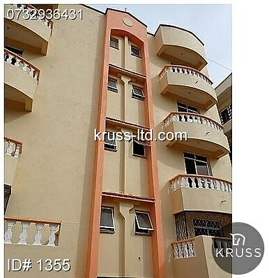3 bedroom spacious apartments for sale in Nyali,