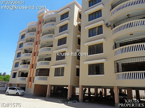 3br Apartment for rent in Nyali, near ocean