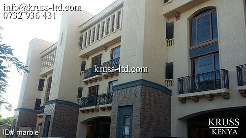 3br executive Marble Arch Apartments for rent in Nyali