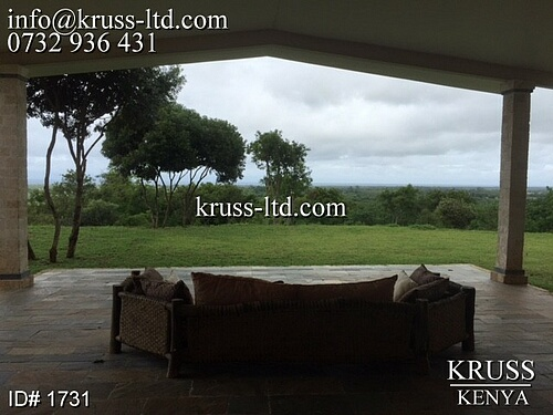 Beautiful 4 br house for rent inside Vipingo Ridge