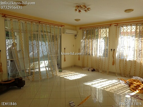 4 bedroom all ensuite house for rent in Nyali