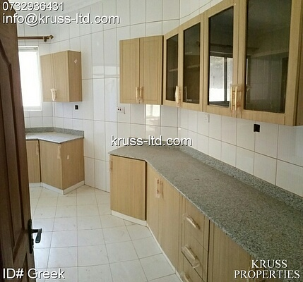3br all en-suite apartment for rent in Nyali City Mall area