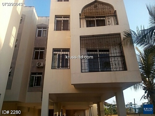 IMPECCABLE 3 BR ALL ENSUITE APARTMENTS FOR RENT NYALI