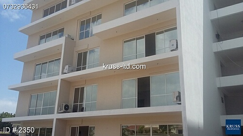 Brand new Modern 3 bedroom apartments for rent in Nyali