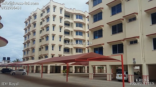 3br apartment for rent in Nyali, near Naivas & City Mall