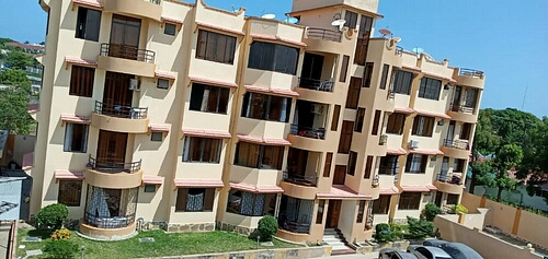 3br apartment for rent in Nyali off Links Rd