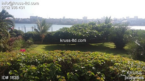 furnished  3br seaview apartment for rent in Nyali, Tamarind area