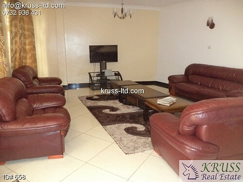 5 bedroom furnished villa for long-term let in Nyali