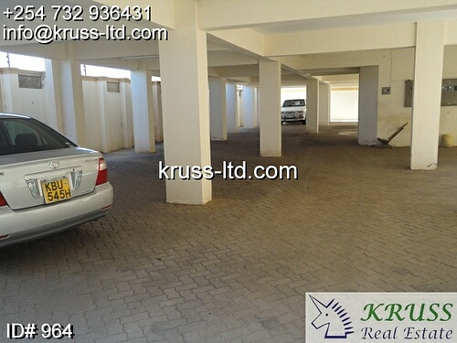 3 Bedroom Apartment For Let In Nyali near Oshwal Academy