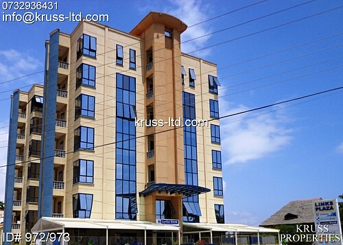 Executive Office Space for Sale in Nyali, Links Road